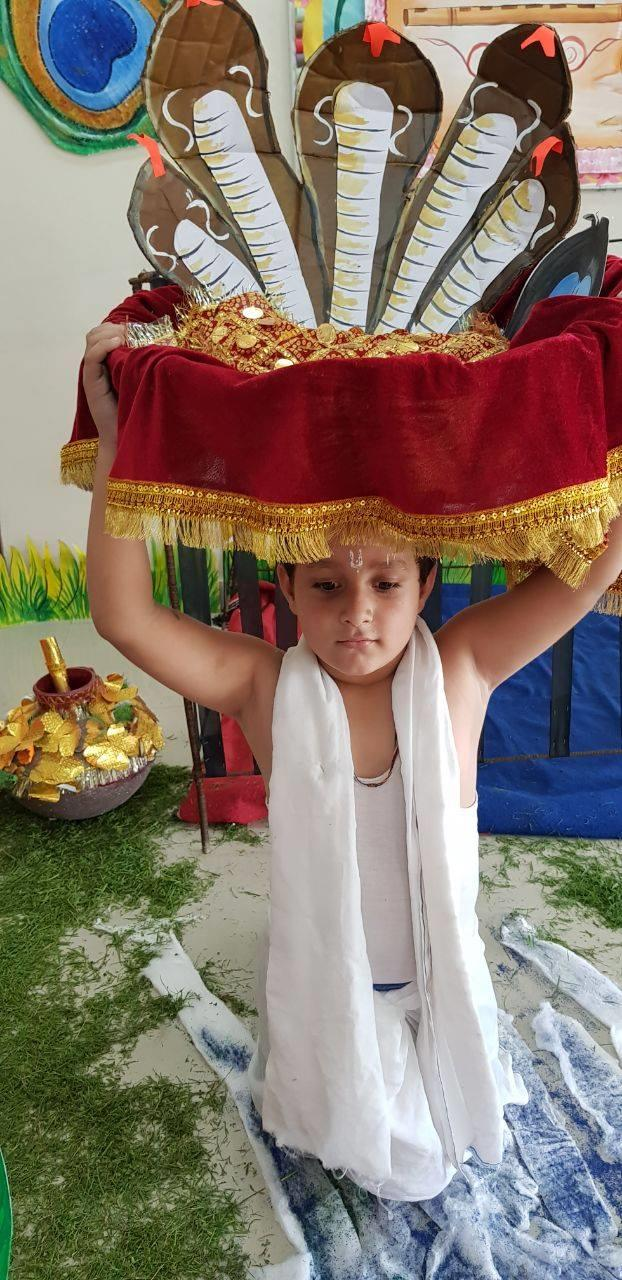 (01-09-2018) Celebrated Janamashtami